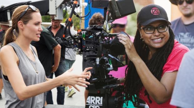 Directoras de cine Angelina Jolie