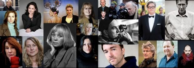 Directoras-es suecas-os do cinema da Suécia