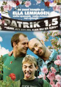 PATRIK 1,5 (2008) – DIR. ELLA LEMHAGEN (SUECIA) – COMEDIA DRAMÁTICA https://unpastiche.org/category/52peliculasdedirectoras/