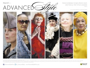 ADVANCED STYLE (2014) – DIR. LINA PLIOPLYTE (EE.UU.) – DOCUMENTAL
