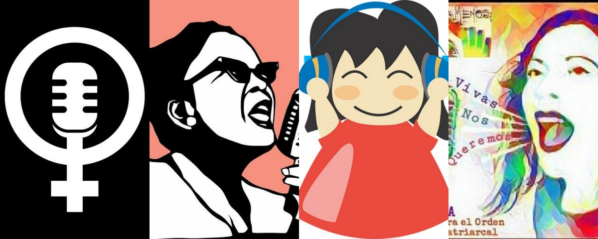 ¿Dónde escuchar radio y podcasts con perspectiva feminista?